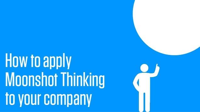 3 Generate Ideas. No limitations!