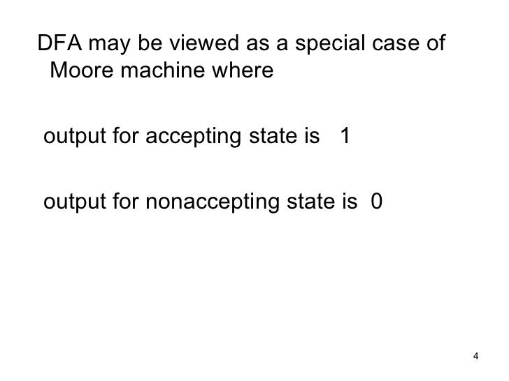 mealy moore vendo machine 9) difference between mealy and moore state machine a) mealy and moore models are the basic models from ece 200 at drexel.