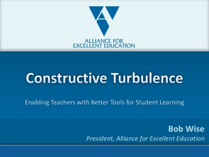 Enabling Teachers with Better Tools for Student Learning                                                               Bob...