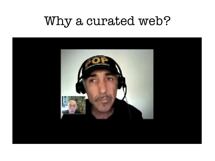 Why a socially curated web in     education / training?• Working in course design, finding/   selecting resources is large...