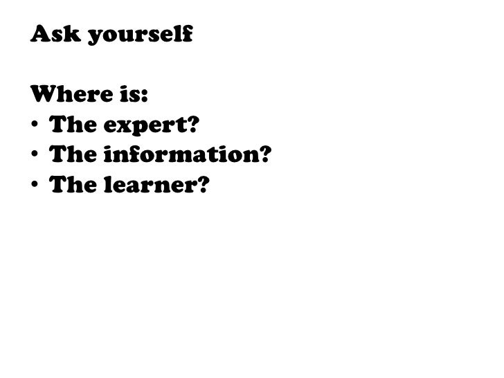 Socrates                                    Where is                                    The expert?                       ...