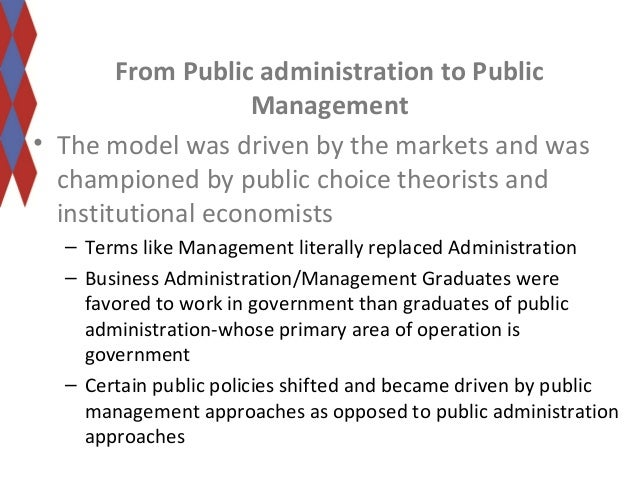 the role of a public administrator Conversely, public administration scholars have discovered the role of bureaucrats in the leadership process as important subfields of public administration.