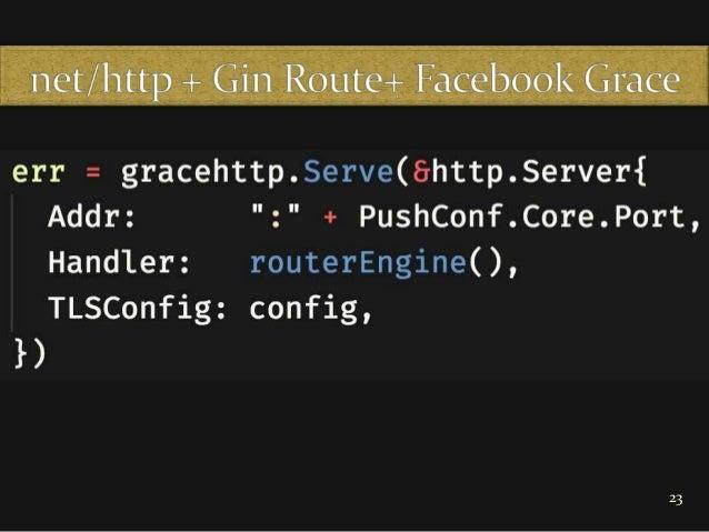 Gorush: A push notification server written in Go