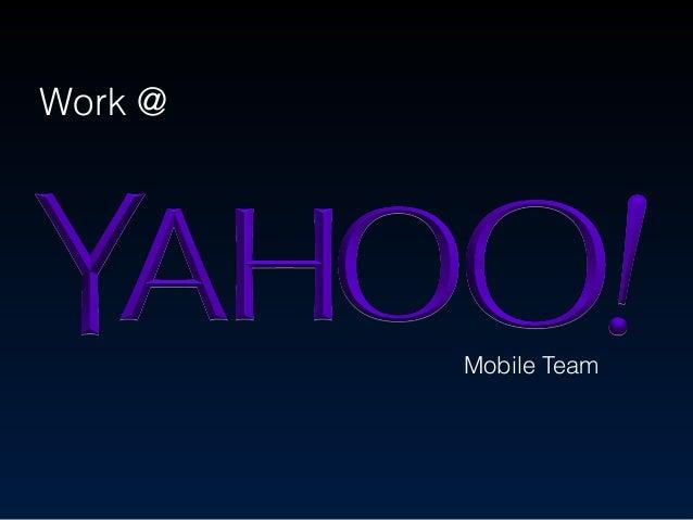 MOPCON 2014 - Best software architecture in app development Slide 3