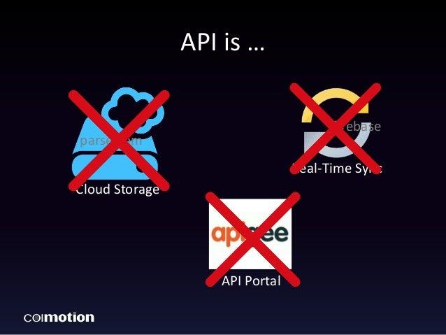 Hack & Go!  Redefining API @ MOPCON 2014 Slide 3