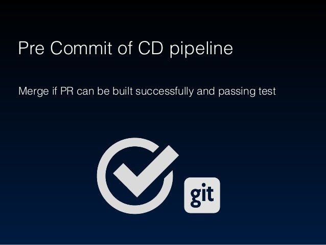 Writing Unit Test but not like this one Commit Stage of CD pipeline