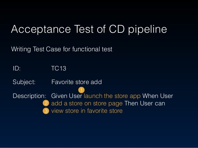 Mobile Continuous Delivery Pipeline Commit Testing Production Candidate Commit Stage Acceptance Testing Non-functional...