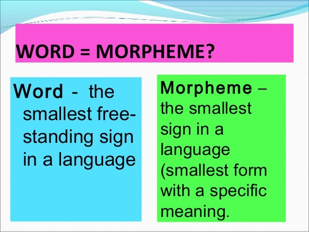 """A morpheme is not equal to a syllable: """"coats"""" has 1 syllable, but 2 morphemes. """"syllable"""" has 2 syllables, but only 1 ..."""