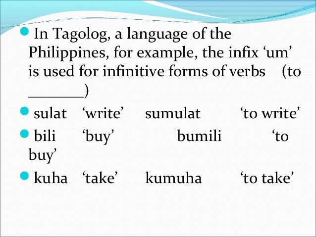 introduction to morphology Introduction to lexical morphology lexical strata central principle of lexical morphology: - the morphological component of the grammar is organized in a series of.