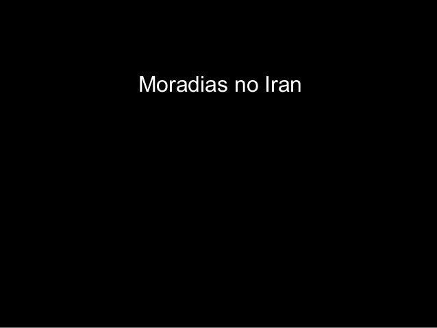 Moradias no Iran
