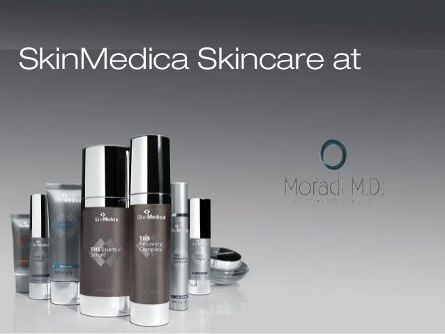 SkinMedica Skincare at