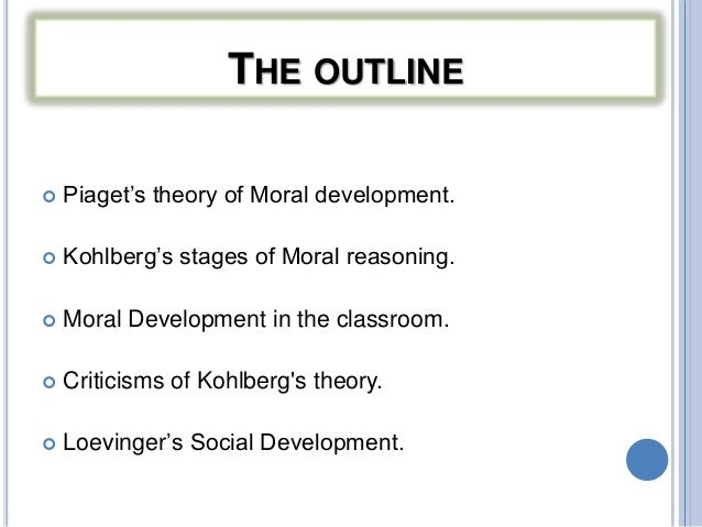 social and moral development Information found on this page will relate to the self, social, and moral development of students i hope the information you find here will help you to develop a.
