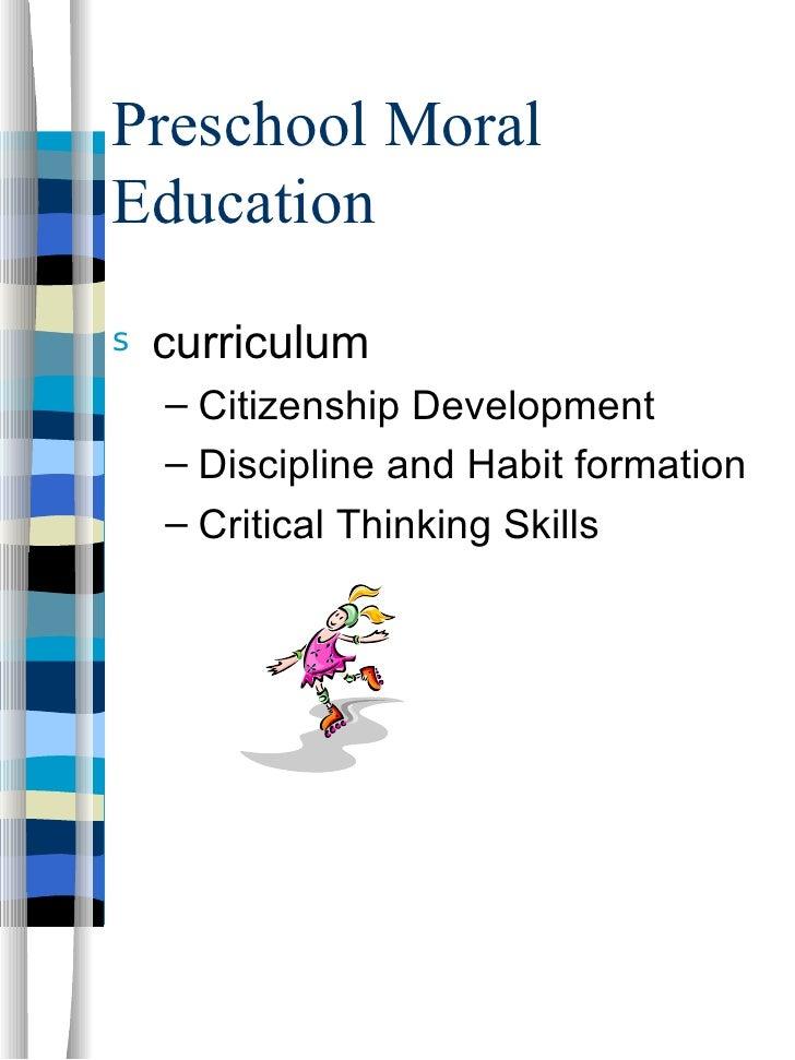 preschool learning alliance training preschool moral education 216