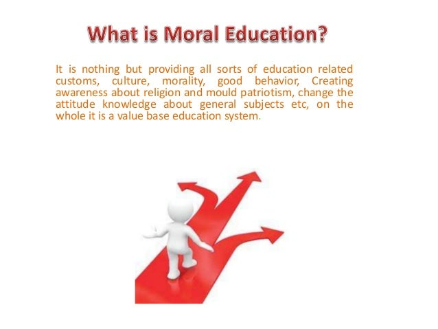 morality lost and moral education Free moral philosophy papers, essays,  moral education and emotional lying  evolution of the moral code - evolution of the moral code morality is the.