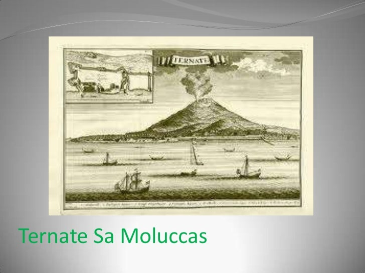Ternate Sa Moluccas