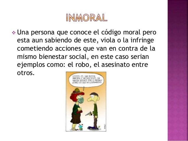 inmoral sinonimos