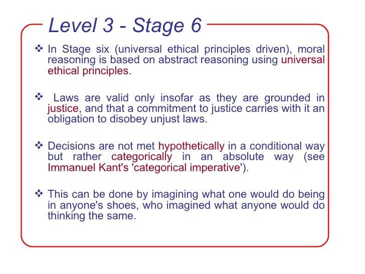 universal principles