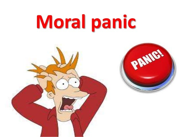 media and moral panic A level media: lesson plan - moral panic this website and its content is subject to our terms and conditions.