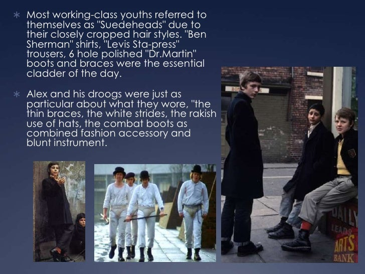morality in a clockwork orange A clockwork orange: morality and ethics what's it going to be then, eh what are they what are they influenced by alex's own unethical actions.