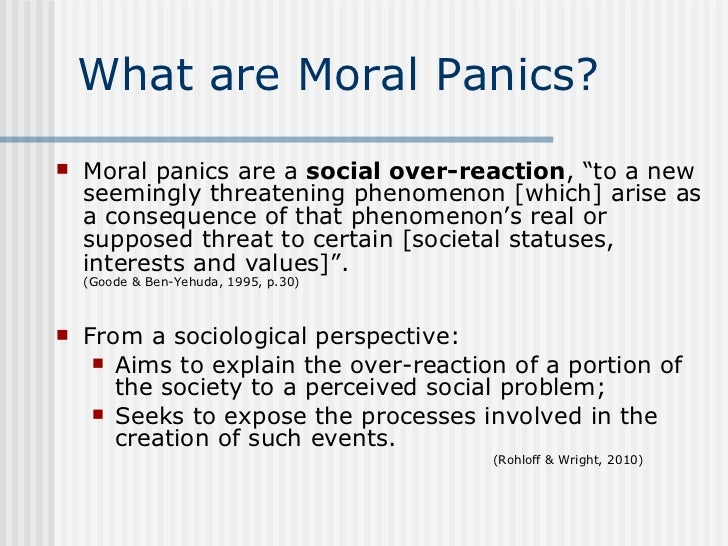 Folk Devils and Moral Panics: Volume 9 (Routledge Classics)