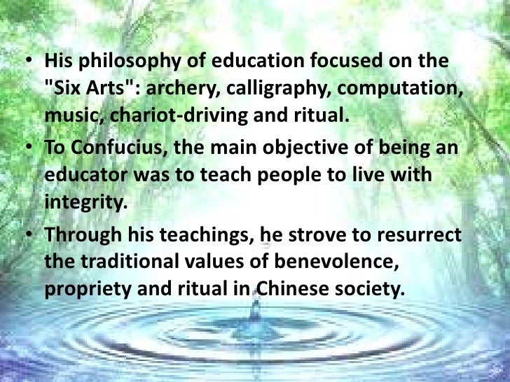 confucius the great philosopher essay Confucianism and taoism essay by lauren  philosophy and principles on the teachings of confucius, a chinese philosopher who lived between  and great.