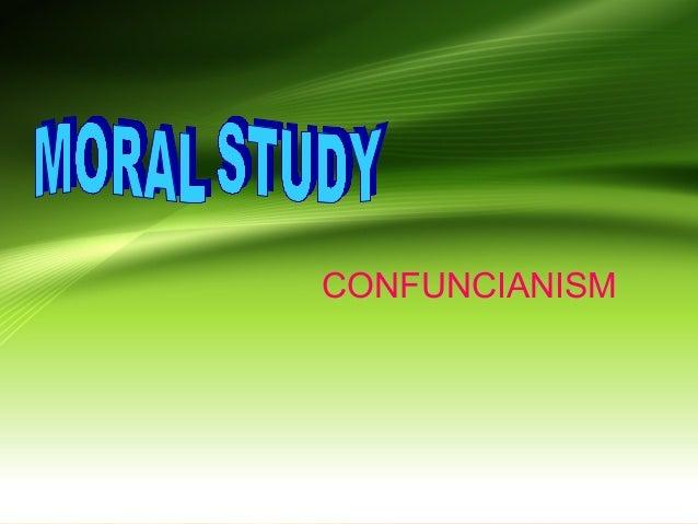 CONFUNCIANISM