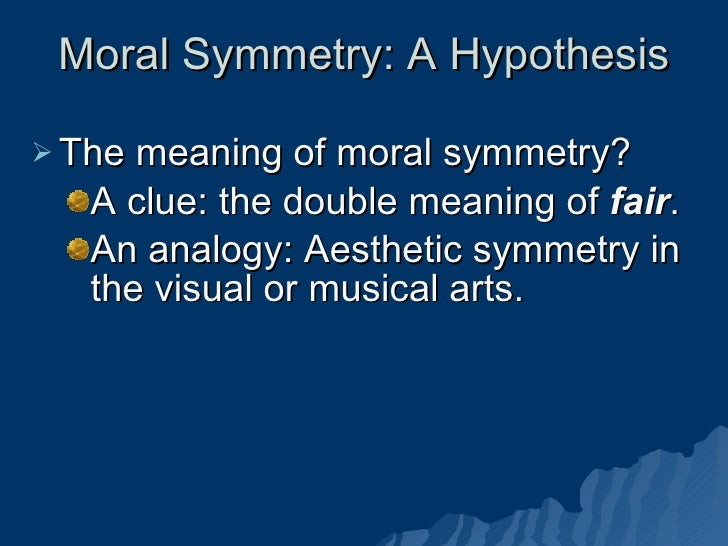 situational hypothesis Situationism is a theory in psychology that began in 1968 when a person-situation debate was triggered by the situational factors rather than internal traits.