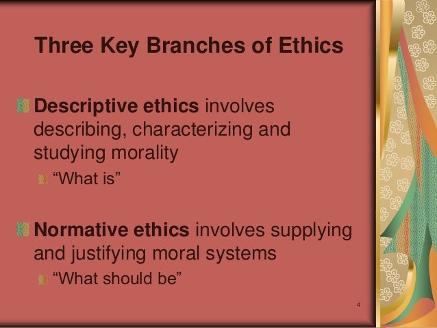 moral values and ethics in business