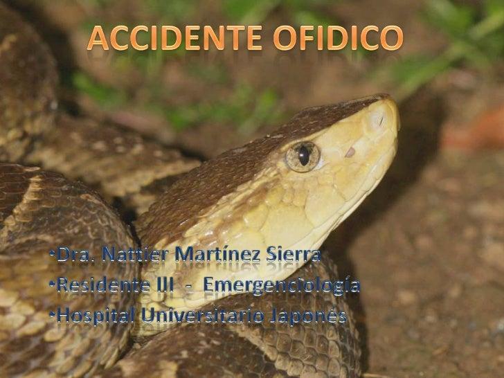 • En el mundo cerca de 3000 especies de serpientes• 410 especies consideradas venenosas• En Bolivia y países vecinos las s...