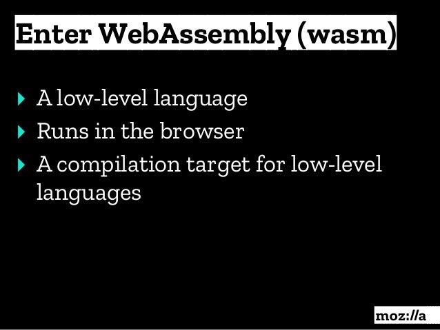 More efficient, usable web