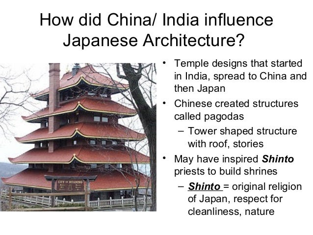 8 How Did China India Influence Japanese Architecture
