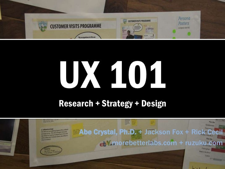 More betterlabs stc-ux-101-slides