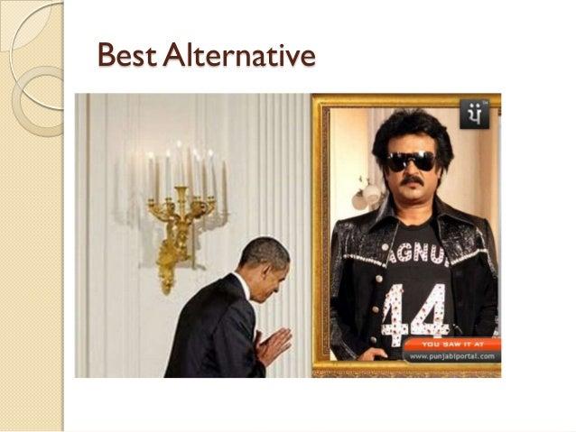 Best Alternative