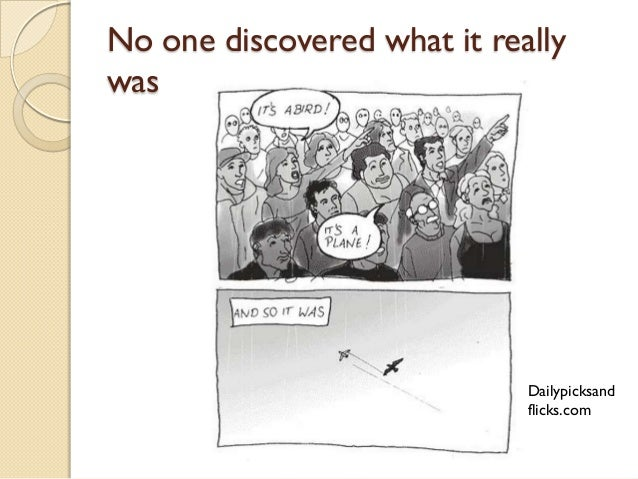 No one discovered what it reallywas                             Dailypicksand                             flicks.com
