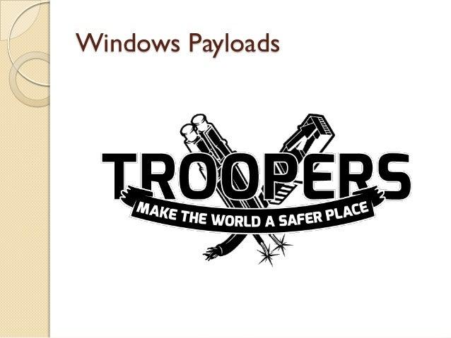 Windows Payloads