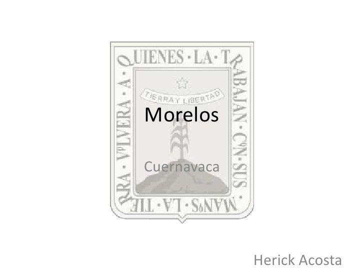 MorelosCuernavaca             Herick Acosta