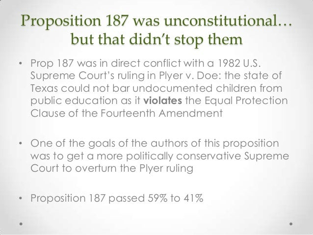 Essay/Term paper: Proposition 187: don't mess with texas