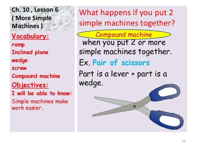 scissors simple machine