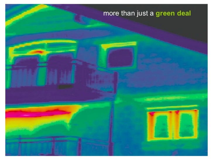 more than just a   green deal