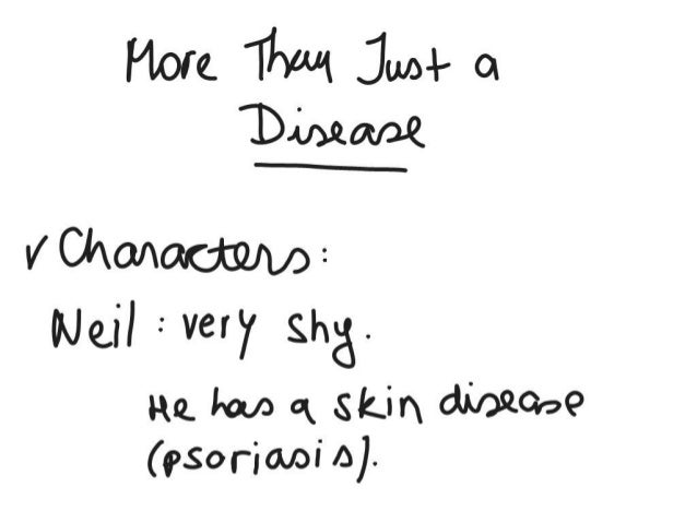 More than just the disease