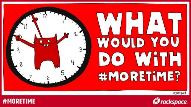 What Would You Do With More Time?