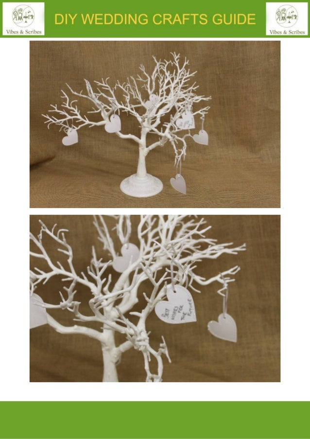 More Wedding Crafts Guide