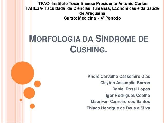 ITPAC- Instituto Tocantinense Presidente Antonio CarlosFAHESA- Faculdade de Ciências Humanas, Econômicas e da Saúde       ...