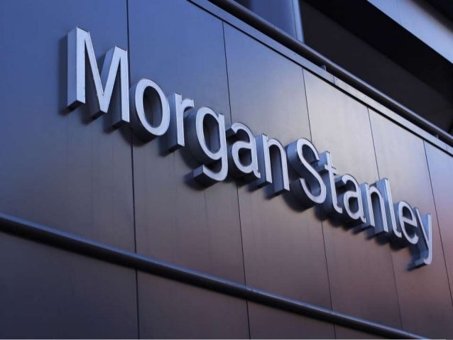 Case study rob parson at morgan stanley