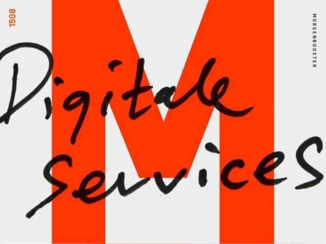 DIGITALE SERVICES MED LEAN START UP METODEN MORGENBOOSTER