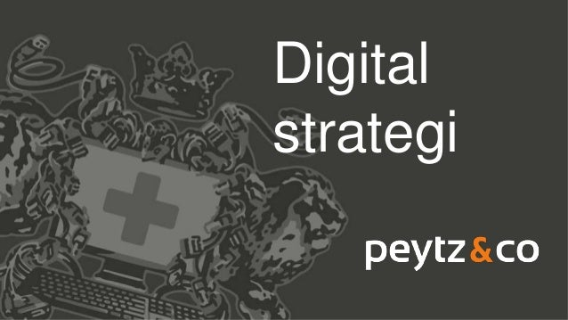 Digital strategi