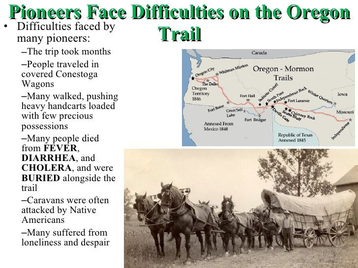 an analysis of the oregon trail Download the decision analysis download the legal backgrounder on  the court in gonzales v oregon did not completely close the door to.
