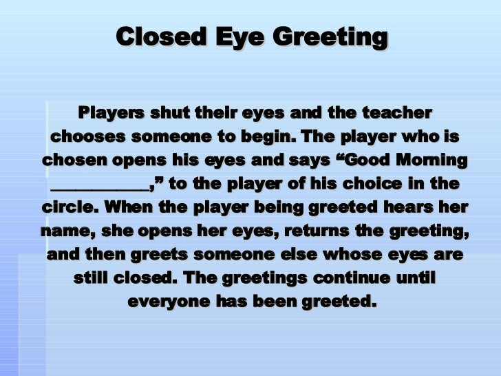 Morning meeting greetings 11 728gcb1238227026 11 closed eye greeting m4hsunfo Image collections