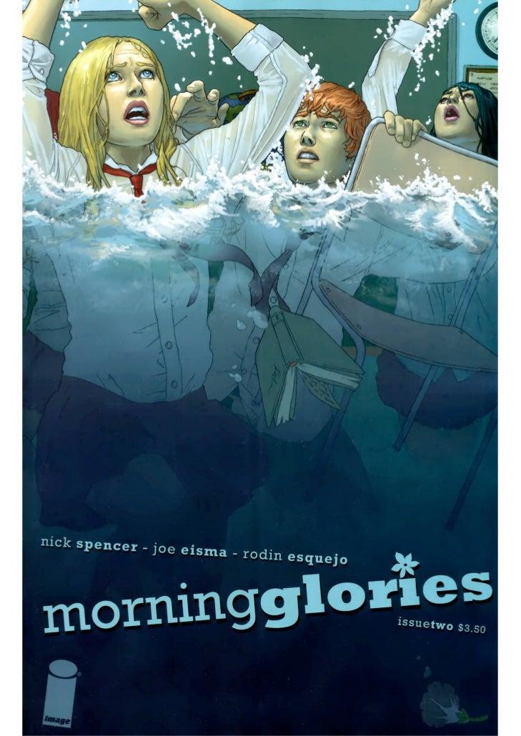 Morning glories 02 part 1