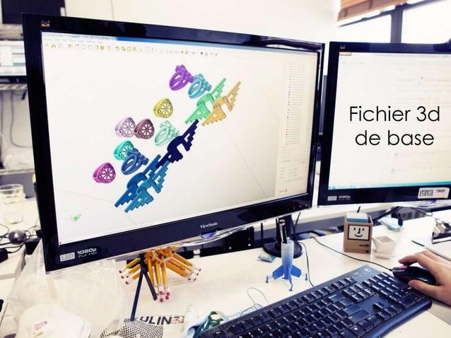 Fichier 3d de base Fichiers 3D (STL)